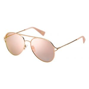 MARC JACOBS 168/S GOLD PINK